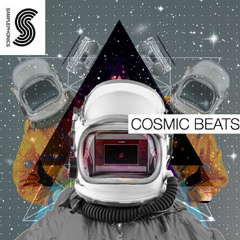 Сэмплы Samplephonics - Cosmic Beats