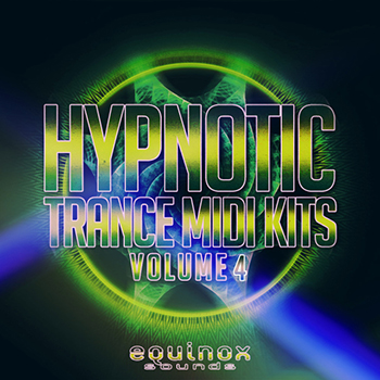 MIDI файлы - Equinox Sounds Hypnotic Trance MIDI Kits Vol 4
