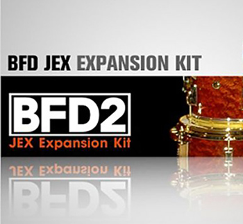 FXpansion BFD2 JEX v2.1