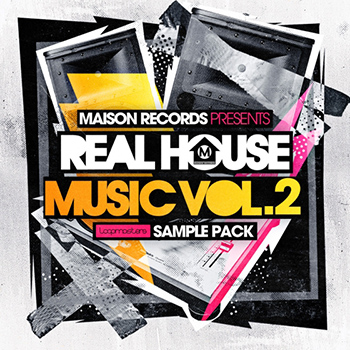 Сэмплы Loopmasters Maison Records Real House Music Vol 2