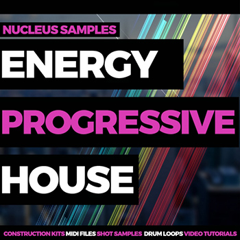 Сэмплы Nucleus Samples - Energy Progressive House