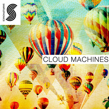 Сэмплы Samplephonics - Cloud Machines