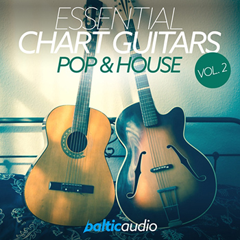 Сэмплы гитары - Baltic Audio - Essential Chart Guitars Vol 2 Pop and House