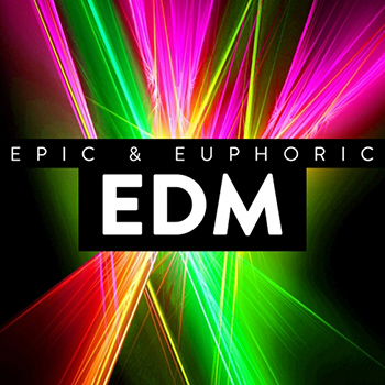 Сэмплы SpinWave Sounds - Epic and Euphoric EDM