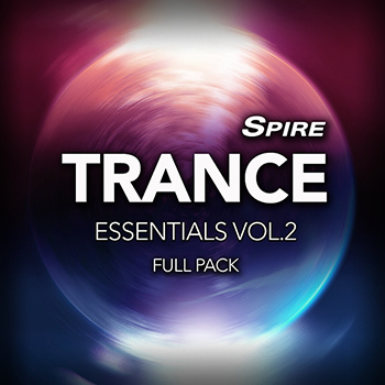 Пресеты Reveal Sound - Spire Trance Essentials Vol.2 Full Pack
