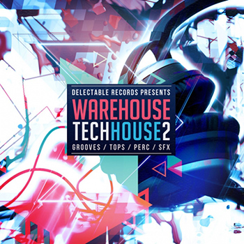Сэмплы Delectable Records - Warehouse Tech House 2