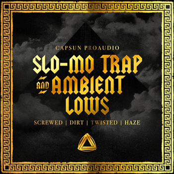Сэмплы CAPSUN ProAudio - Slo-Mo Trap and Ambient Lows