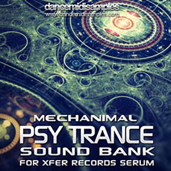 Пресеты Mechanimal Serum Patches Vol.1