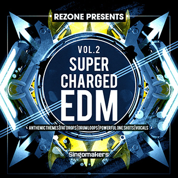 Сэмплы Singomakers Supercharged EDM Vol. 2
