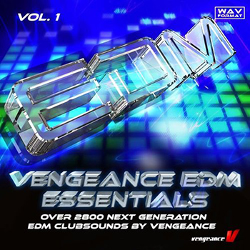 Сэмплы Vengeance EDM Essentials Vol.1
