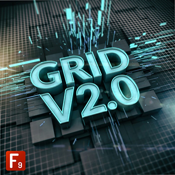 Сэмплы F9 Audio - Grid V2.0 - Future Retro Multisampled Patches  {Live/Logic)