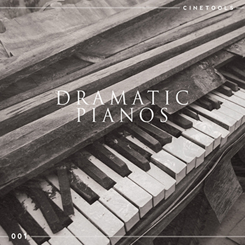 Сэмплы Freaky Loops - Cinetools Dramatic Pianos