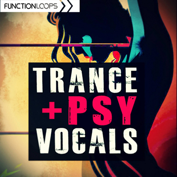 Сэмплы вокала - Function Loops Trance And Psy Vocals