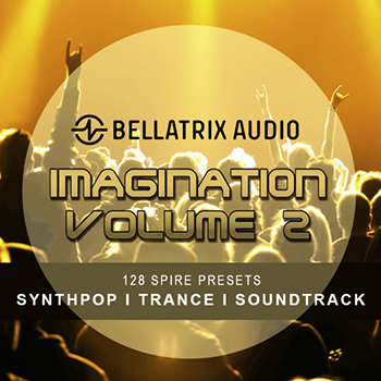 Пресеты Bellatrix Imagination II for Spire