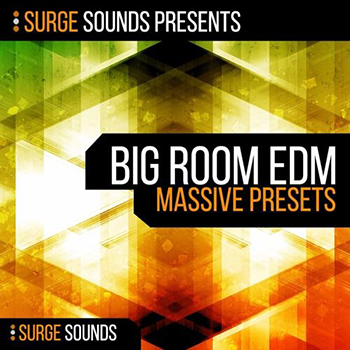 Пресеты Surge Sounds Big Room EDM