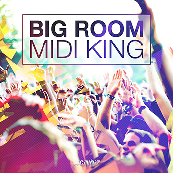 MIDI файлы - Diginoiz Big Room Midi King