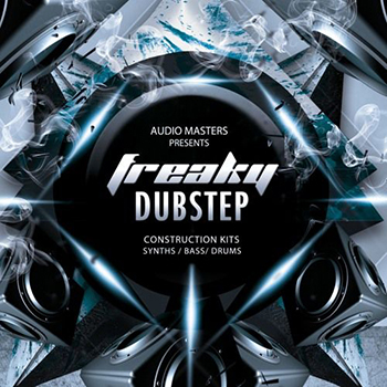 Сэмплы Audio Masters Freaky Dubstep