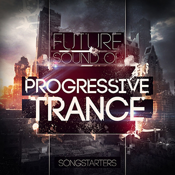 Сэмплы Trance Euphoria Future Sound Of Progressive Trance Songstarters