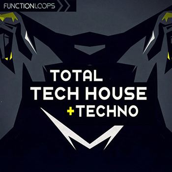 Сэмплы Function Loops Total Tech House And Techno