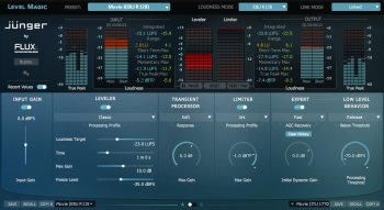 Flux Junger Audio Level Magic v3.5.30.46804 x86 x64