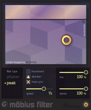 iZotope Mobius Filter v1.00a x86 x64