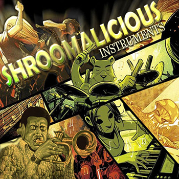 Сэмплы Shroomalicious Instruments