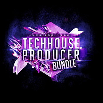 Сэмплы Delectable Records Tech House Producer Bundle
