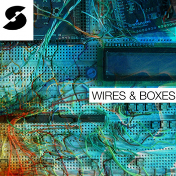 Сэмплы Samplephonics - Wires and Boxes
