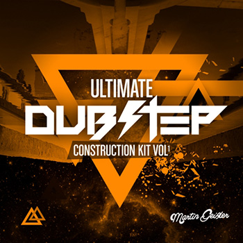Сэмплы AudioBoost Ultimate Dubstep Construction Kits Vol 1