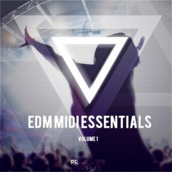MIDI файлы - Prototype Samples EDM MIDI Essentials Vol 1