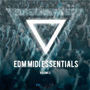 MIDI файлы - Prototype Samples EDM MIDI Essentials Vol 2