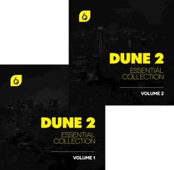 Пресеты Freshly Squeezed Samples DUNE 2 Essential Collection Volume 1 - 2