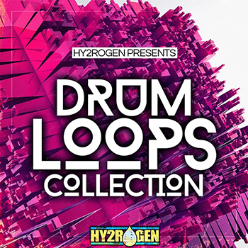 Сэмплы Hy2rogen - Drum Loops Collection