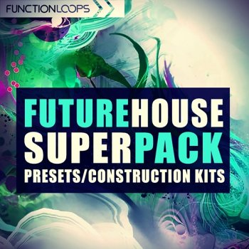 Сэмплы Function Loops Future House Super Pack