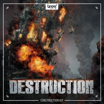 Звуковые эффекты - Boom Library - Destruction - Bundle