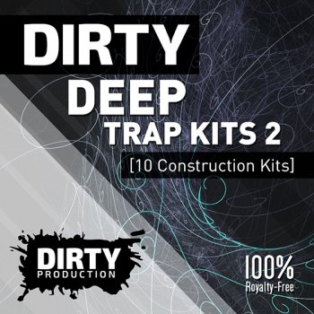 Сэмплы Dirty Production Dirty Deep Trap Kits 2