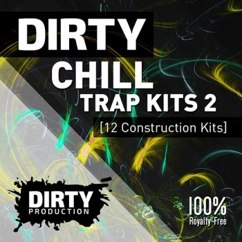 Сэмплы Dirty Production Dirty Chill Trap Kits 2