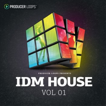 Сэмплы Producer Loops IDM House Vol 1