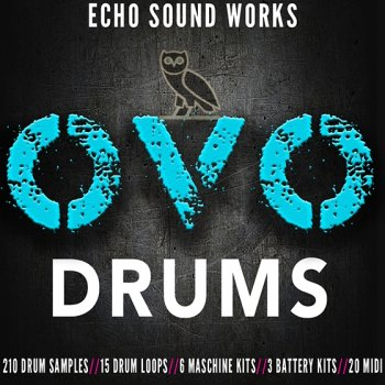Сэмплы Echo Sound Works OVO Drums