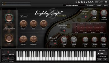 SONiVOX Eighty Eight Ensemble 2 v2.5 x86 x64 VST AAX