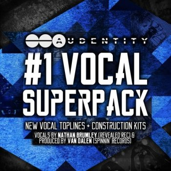 Сэмплы Audentity #1 Vocal Super Pack