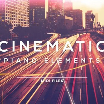 Сэмплы Sample Foundry Cinematic Piano Elements