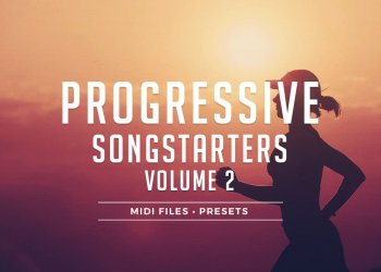 Сэмплы Sample Foundry Progressive Songstarters Vol.2
