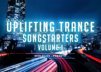 Сэмплы Sample Foundry Uplifting Trance Songstarters Vol.1