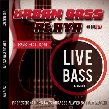 Сэмплы TRU-URBAN - Live Bass: Urban Bass Playa' R&B Edition