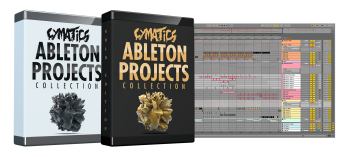 Проекты Cymatics Ableton Projects Collection + Bonuses