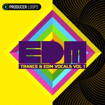 Сэмплы Producer Loops Trance And EDM Vocals Vol 1