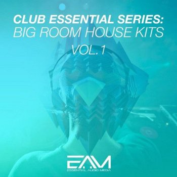 Сэмплы Essential Audio Media Club Essential Series Big Room House Kits Vol 1