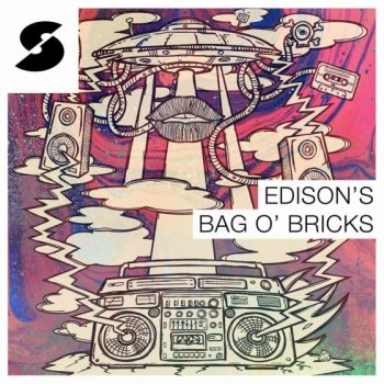 Сэмплы Samplephonics Edison's Bag o' Bricks
