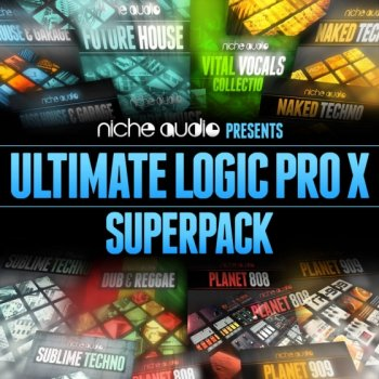 Сэмплы Niche Audio Ultimate Logic Pro X Superpack